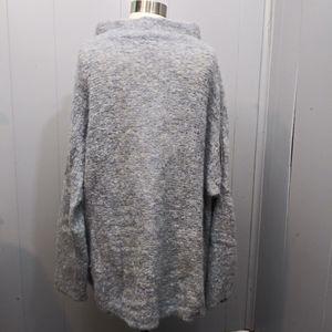 Free People Sweaters - Free People Oversize Alpaca Mock Neck Sweater
